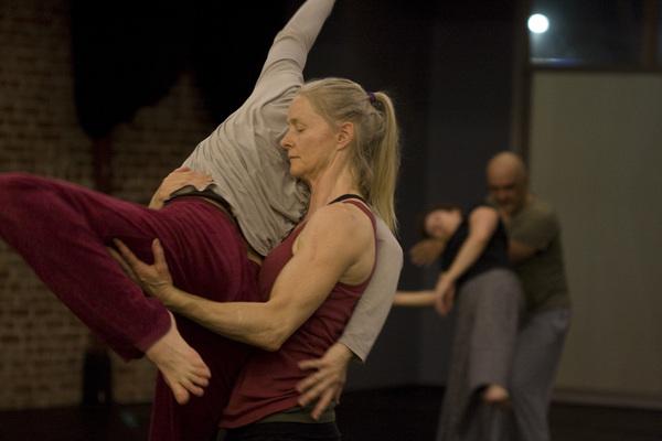 Shel Wagner Rasch dancing duet